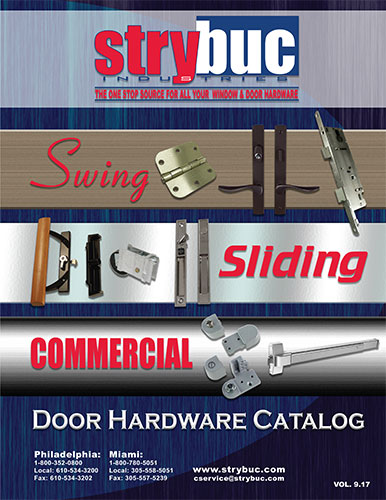 Strybuc Swing Door Catalog